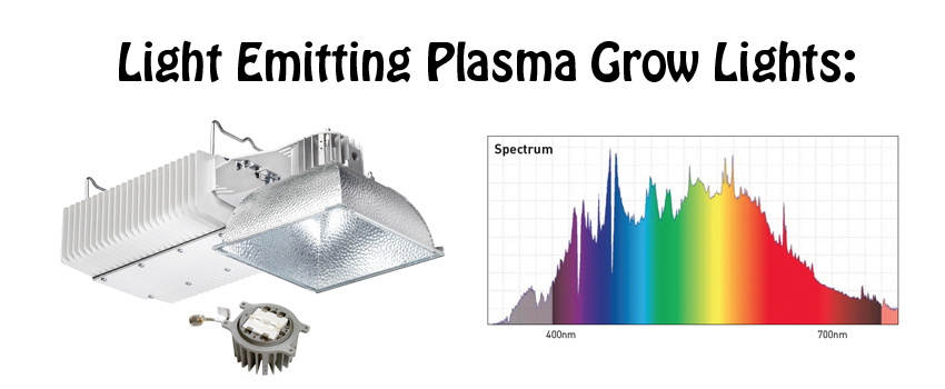LEP - Plasma Grow Lights