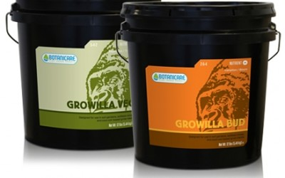 Botanicare Growilla Bud & Veg