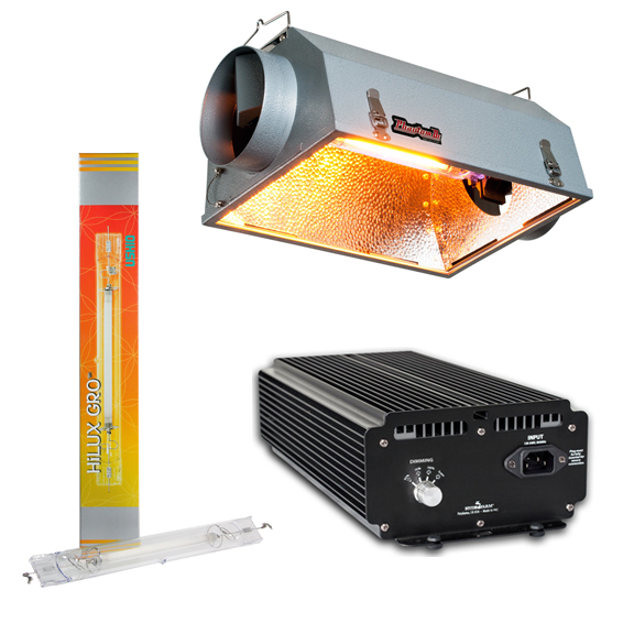 Double Ended (DE) HPS Grow Light Packages